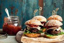 Burgers / hampparit