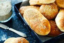 Breads & pies / leipä ja suolainen leivonta