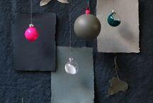 B o n  N o ë l / Neon Christmas inspirations for a Bon Noël