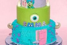 Monsters Inc Party / by Cass