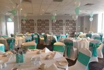 My 21st Birthday / Inspiration, and photos of my 21st Birthday party - Tiffany themed. / by Cass