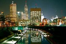 Indianapolis Indiana / by Diana L Denney