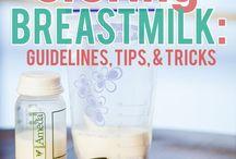 Breastfeeding and Pumping / Breastfeeding and pumping