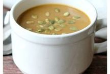 Soup Recipes / All the best soup recipes!  Vegetable, beef, chicken, pork, seafood, cream, healthy and more!