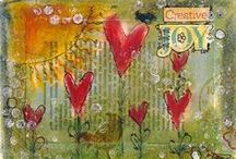 Doodle. / Doodles and Artwork. / by Pamela Fosse