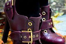 Foot fashion...