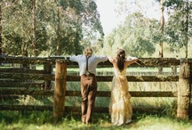 rustic elegance/ barn weddings / by Rebecca Plummer