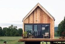 Exteriors + Backyards