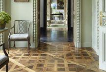 Floors + Millwork