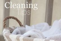 Cleaning + House Tips