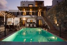 At the villas... / Our favorite photos from Elounda Solfez Villas.