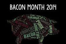 Bacon, Bacon, Bacon! / by Kelli's Kitchen