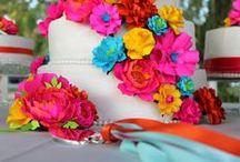Wedding. Cake. / Wedding Cakes & Cups / by Pamela Fosse