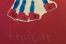Kinders Fun Boards / Crafts /Organization / by Katelyn Lee