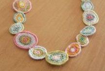 Yarn Jewelry / by Mandi Withycombe