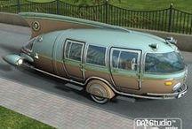Camper: Classic RV's