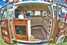 Camper: Interior and Storage / by Jens-Christian Jensen