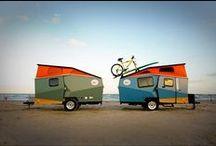 Camper: Popup Trailers