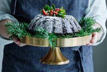 Christmas food / Une sélection de recettes pour Noel