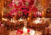 Wedding Table Decor and Centerpieces