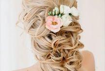 Bridal Chic: Hair, Nails, and Makeup