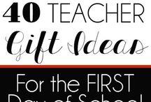 Gifts. Teacher. / Teacher gifts. / by Pamela Fosse