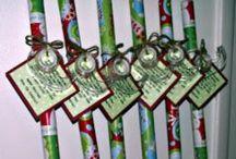 Christmas. DIY Gifts. / DIY Christmas Gifts & Edibles. / by Pamela Fosse
