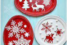 Christmas. Crafts. / DIY Christmas Crafts. / by Pamela Fosse