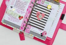 Planners / Personal planner and stationary
