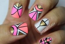 Summer Nails 2015 / Nail designs too hot to handle...well almost anyway! ;-)  / by terés | A NAIL BAR