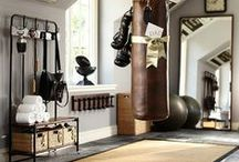 Excercise + Game Room
