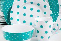 Dinnerware / Plates, bowls, cups, etc.