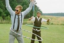 | Lawn Games | / Great for Corporate Parties!