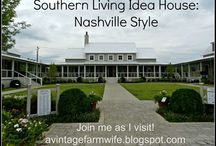For the Home / Decorating Inspiration for the Vintage/Country Lover!