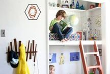 Nursery and Kids Room / Sweet nursery decor, furniture, and space ideas for childrens rooms.