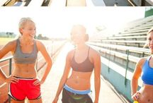 A Fit Body Is A Happy Body / by Desiree Dixon