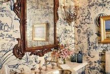 Country bathroom / by Debra Roy