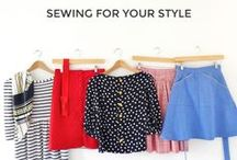 DIY Wardrobe / Clothing to sew, embellish, make...and most importantly, wear!