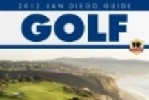 Golf in San Diego / San Diego is home to more than 90 golf courses in every conceivable setting - from oceanfront to desert to mountains. Let's see if we can collect them all.