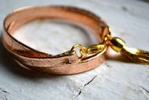 More Unique Bracelets / by Mary Sauceman