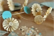Bunting & garland love / by Little Puddles