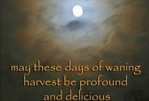 Samhain - all hallows eve