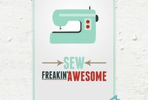 Sew amazing! / by Little Puddles