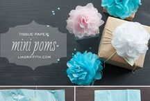 Pom pom amazing! / by Little Puddles