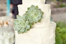 Wedding cakes / by Kelli Hawkinson
