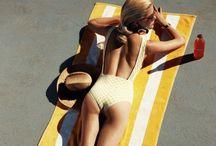 Bikini time / Bikini, swimwear, beach, holiday