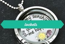lockets / Locket designs for everyone to enjoy!