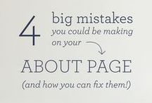 tips + tricks + infographics / by Kate Baird