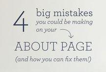 tips + tricks + infographics