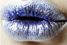 """My lip gloss be poppin'"" / by Jennalee (getmyhandsnerdy) Odom"